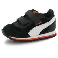 Nike Md Runner GS807316-006 Enfant Baskets Gris,Noir