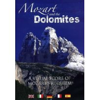 Silva Screen - Mozart And The Dolomites IMPORT Anglais, IMPORT Dvd - Edition simple