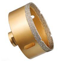 Granifix - Ø 100 mm Trépan diamanté M14 couronne à sec et à eau scie cloche