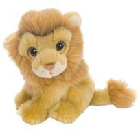 Wild Republic - Peluche Lion Wild Watchers 18 Cm