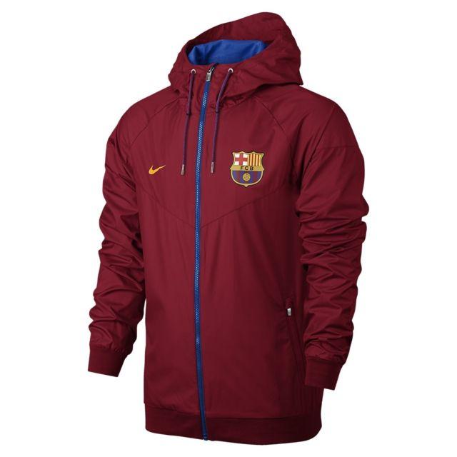 Nike Veste coupe vent Fc Barcelona Authentic Windrunner