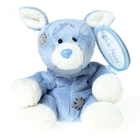 Tatty Teddy - G73W0040 - Peluche - Lapin - 12 Cm