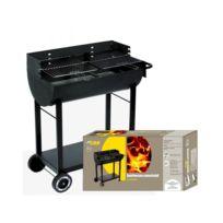 CAO - barbecue à charbon noir - 115430