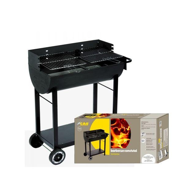 Barbecue noir achat vente de Barbecue pas cher