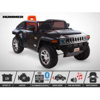 Kingtoys - Voiture électrique enfant - Hummer Hx 70W - Noir