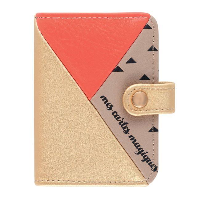 bas prix 67882 d889d Derrière la Porte - Étui porte-cartes de fidélité