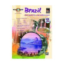 Alfred Pakketbrievenbussen - Brazil: Your Passport to a New World of Music Brazil + Cd