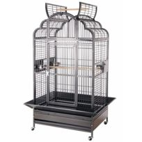 Les Animaux De La Fee - Cage Silves gris du gabon, amazon et petit cacatoès
