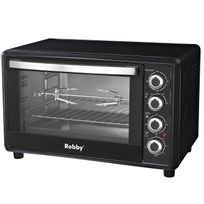 four multifonction chaleur tournante 45l 2000w noir - oven 45l