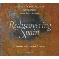 Platinum - Compilation - Rediscovering Spain Boitier cristal