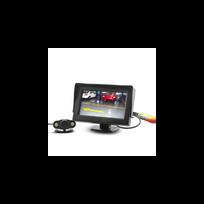Auto-hightech - Camera de recul + Moniteur 4,3 pouces sans fil étanche vision nocturne