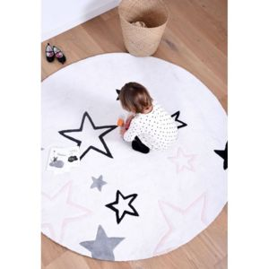 Tapis Rose Chambre Bebe. Awesome Tapis Nuage Rose Clair Lilipinso ...