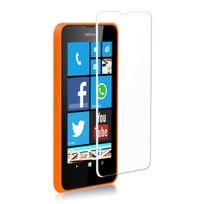 Cabling - pour Nokia Lumia 630 / Lumia 635 Film de Protection écran en Verre Trempé INRAYABLE et Ultra RÉSISTANT Indice Dureté 9H, 0.26 mm, Ultra Hd Haute Transparence, Vitre protecteur anti brise, Anti-Rayure, Empêche les Traces de Doigts, Sans Bul