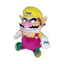 Sanei - Super Mario Bros. peluche Wario 24 cm