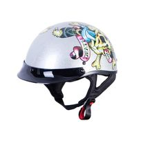 ED HARDY - DEATH OR GLORY ARGENT METAL, L