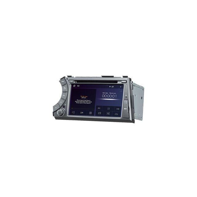 Auto-hightech Autoradio Gps bluetooth pour Ssangyong Actyon & Kyron de 2006 ˆ 2010