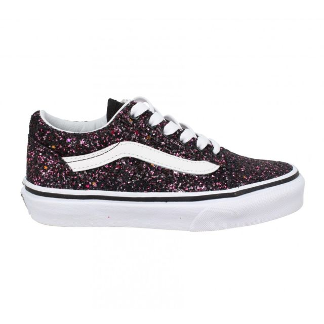 Old Skool Lace glitter Enfant 27 Stars