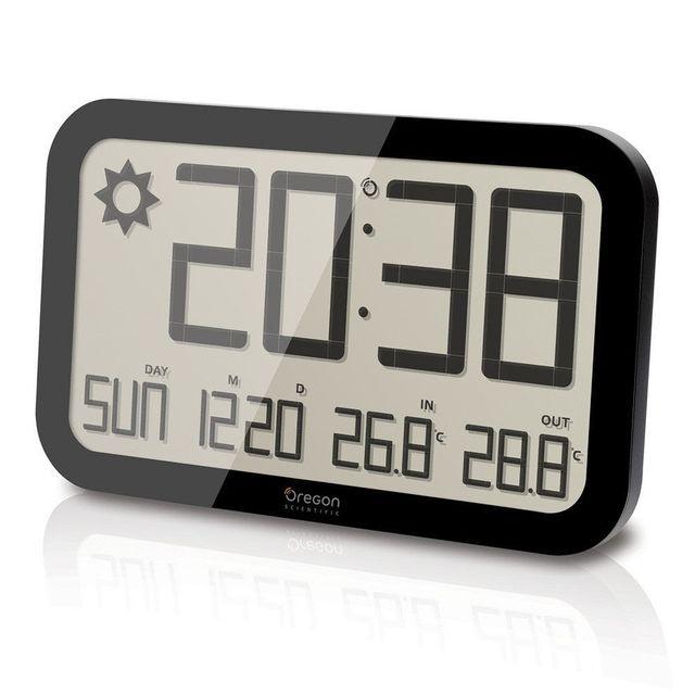 horloge murale avec jour et date - achat horloge murale avec jour