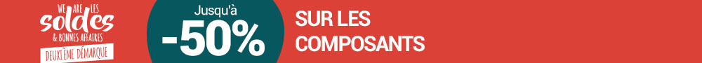 We Are les Soldes & Bonnes Affaires: Composants