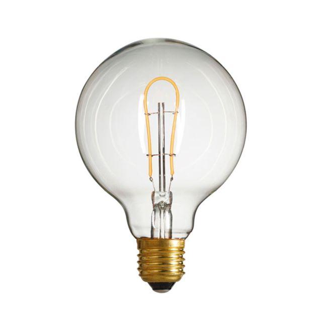 nud collection ampoule led u globe 95 mm pas cher achat vente ampoules led rueducommerce. Black Bedroom Furniture Sets. Home Design Ideas
