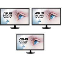 ASUS - Pack Triple Screen 21.5' LED - VP228DE