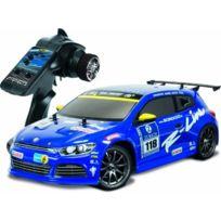 Carson - Voiture RadiocommandÉ 1:10 Nitro Vw Scirocco 4WD Cv-10 Rtr 2.4 Ghz 500103038-MODÈLES RÉDUITS De Voiture Rc