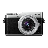 PANASONIC - Appareil photo Hybride - Lumix GX800 Silver