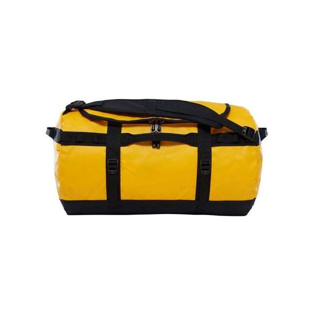8deeb5983a The north face - Sac The North Face Base Camp Duffel S 50L jaune noir