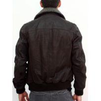 10c2cb330ac6c Blouson cuir bord cote - catalogue 2019 - [RueDuCommerce - Carrefour]