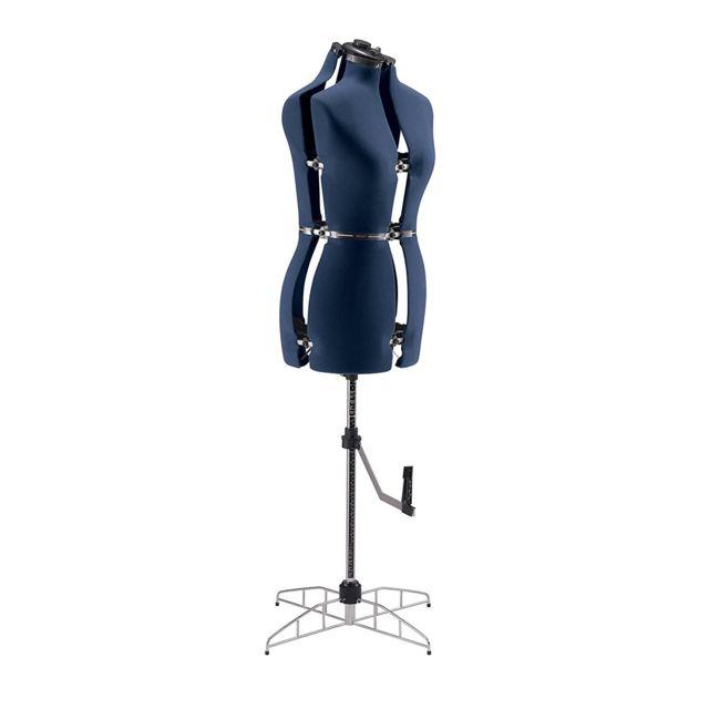 singer mannequin de couture sur pied buste de couture. Black Bedroom Furniture Sets. Home Design Ideas