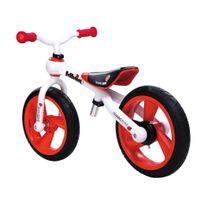 Jd Bug - Vélo d'apprentissage 12' rouge