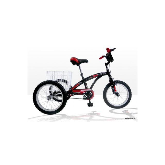 velonline tricycle enfant trike 16 pas cher achat vente v lo enfant rueducommerce. Black Bedroom Furniture Sets. Home Design Ideas