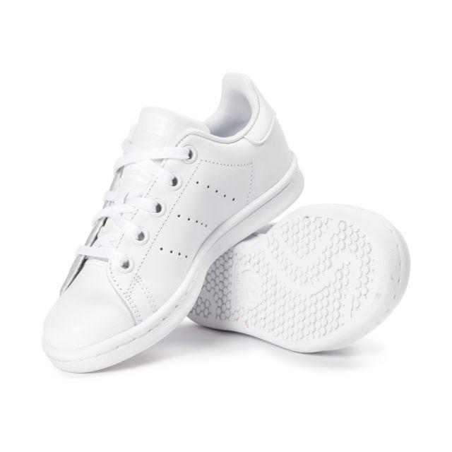 adidas stan smith enfants blanc