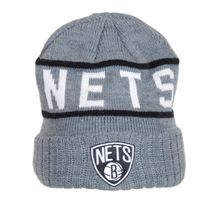 Mitchell And Ness - Bonnet Eu258 Nets Bronets Gry Gris