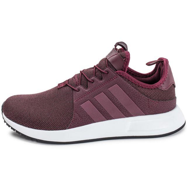 Adidas originals X_plr Bordeaux Rouge 43 13 pas cher