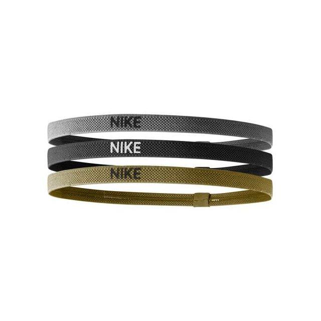 new photos biggest discount best wholesaler Nike - Bandeau Elastic 3 Pack noir gris vert - pas cher ...