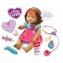 VTECH - LITTLE LOVE - Ma poupée à soigner