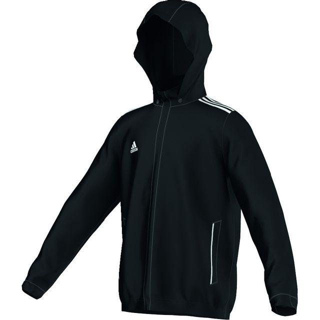 Adidas coupe vent core 11 junior 6 ans pas cher achat vente coupe vent vestes rueducommerce - Coupe vent adidas junior ...