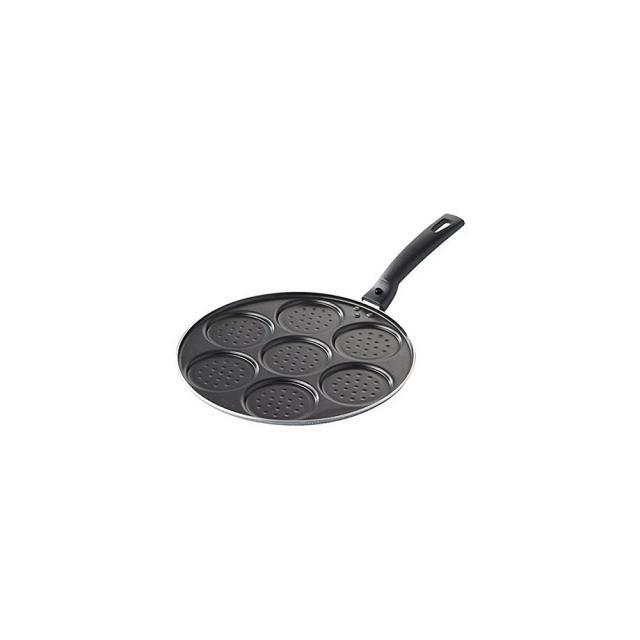 Marque Generique Poele A Blinis Et Pancakes -manche Amovible