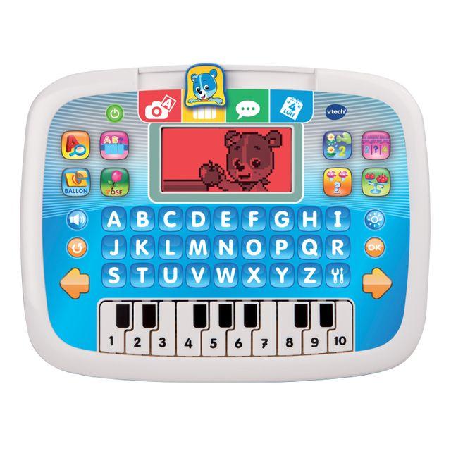 VTECH - Tablette P'tit Genius Ourson bleue - 139405