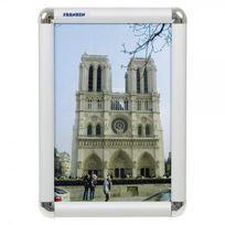 Franken - Cadre porte-affiches format A4 - 25 mm d'épaisseur
