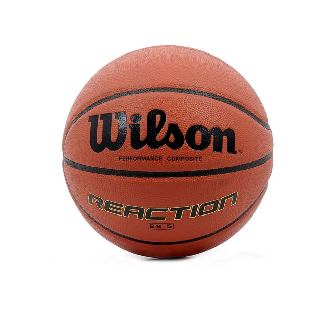 Wilson Ballon Basketball Int/érieur Comp/étition Reaction