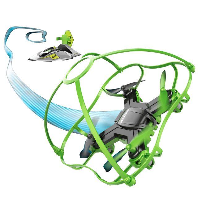 SPIN MASTER INTERNATIONAL Drone Hovercraft 2 en 1 : aéroglisseur et drone - 6040078
