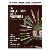 Arcades - Les Arts du Mythe : Arts d'Afrique, des Amériques, d'Océanie et d'Asie - L'intégrale 4 Dvd - Dvd multi-zones