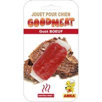 Anka - Jouet pour chien Os Goodmeat avec goût boeuf