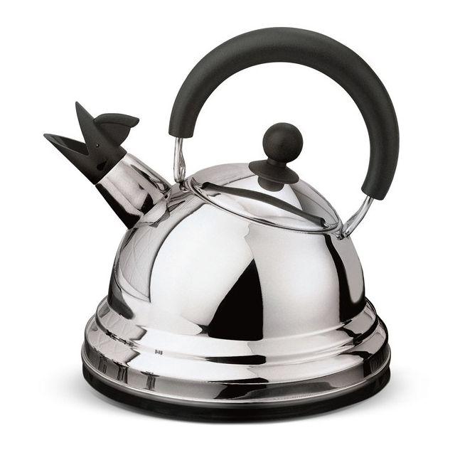 LAGOSTINA bouilloire sifflante inox 2l - 012340090302