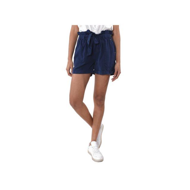 Kaporal 5 - Kaporal Short Femme Mapon Marine - Taille - L Bleu - pas ... 71052422e1b