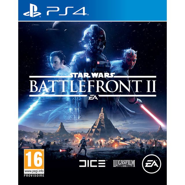 Electronic Arts - Star Wars Battlefront Ii - Ps4