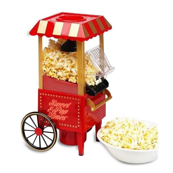 Totalcadeau Machine à popcorn sweet pop times