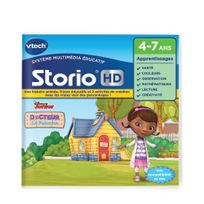 VTECH - Jeu HD pour tablettes Storio : Docteur la Peluche - 272105
